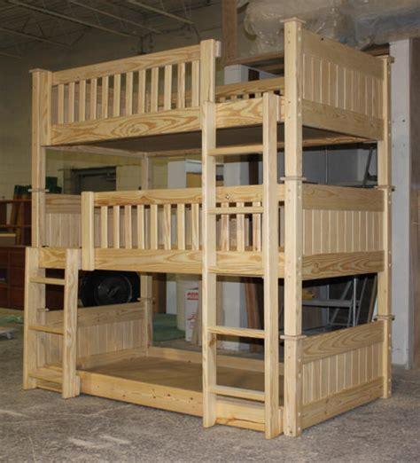 3 bedded bunk beds best 25 bunk ideas on bunk beds