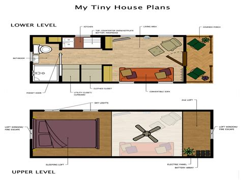 tiny floor plans tiny house loft bedroom tiny loft house floor plans micro