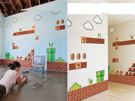 mario wall sticker mario wall decals mario wall stickers mario