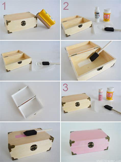 boxes to make custom treasure box the d i y dreamer