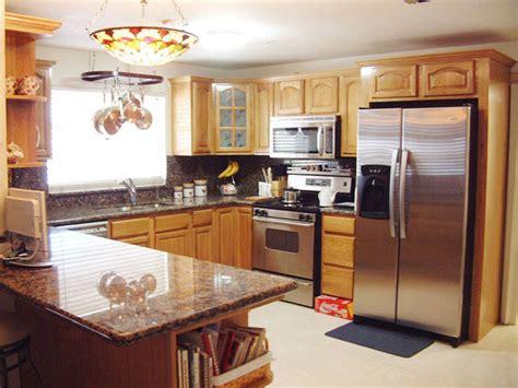 oak kitchen designs honey oak kitchen cabinets home design traditional