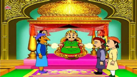 in with pictures sone ki asharphiya akbar birbal animated story