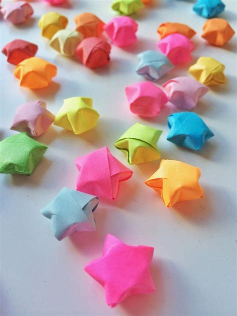interesting paper crafts origami lucky crafts