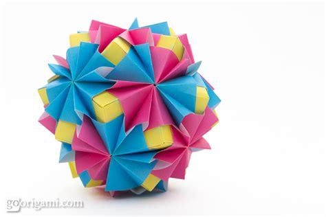 sonobe origami waltz sonobe by sinayskaya go origami