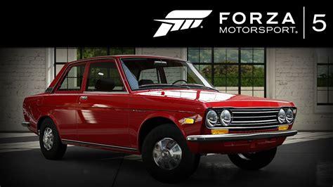1970 Nissan Datsun 510 by Forza 5 Nissan Datsun 510 1970 Forzavista 1
