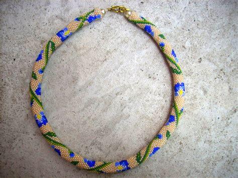 bead crochet rope patterns beaded crochet ropes magic