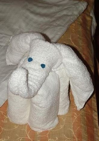 easy towel origami towel animal origami origami and craft