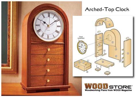 clock plans woodworking clock plans diy build your own clock