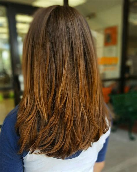 pictures of the back of shoulder lenth hair 40 amazing medium length hairstyles shoulder length