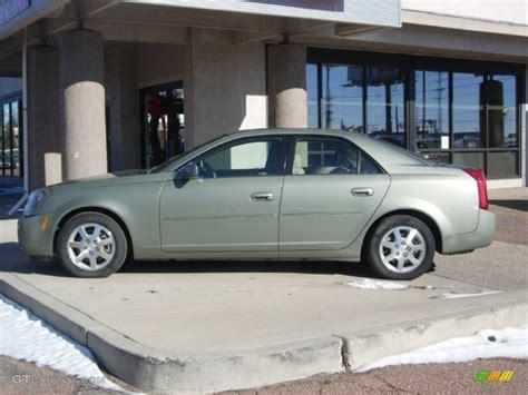 Green Cadillac Cts by 2005 Silver Green Cadillac Cts Sedan 74624610 Photo 8
