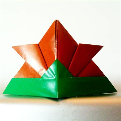 origami samurai helmet creating a minimalist workspace part ii brad hussey