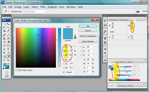 how to color in photoshop images photoshop hsl color picker plugin user