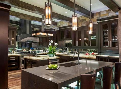 house plans with big kitchens 15 big kitchen design ideas home design lover