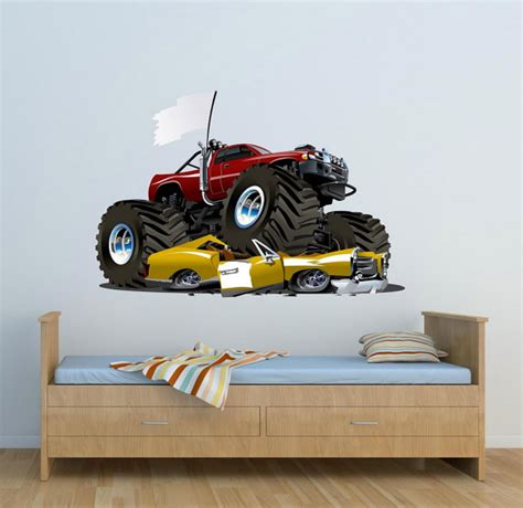 jam wall stickers wall decal cool jam wall decals truck