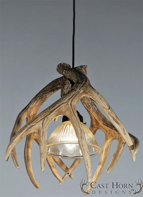 faux deer antler chandelier replica deer antler chandelier light fixtures design ideas