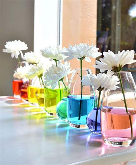 water decoration diy rainbow decorating ideas for hative