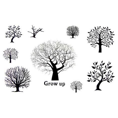 tatouage temporaire arbre ephemere