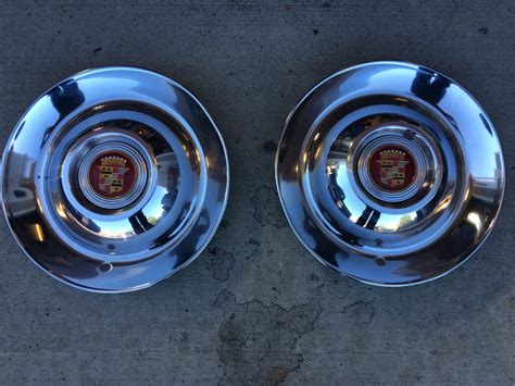 Cadillac Hubcaps For Sale by 15 Quot Cadillac Sombreros 2 Sold The H A M B