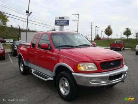 1997 Ford F150 Specs by 1997 Ford F150 Lariat Flareside