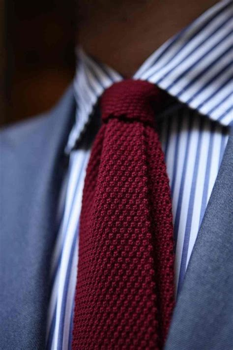 how to tie knit tie fashion trends