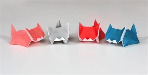 origami cat cuteness alert more kitten origami how about orange