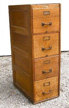 antique wood filing cabinet the world s catalog of ideas