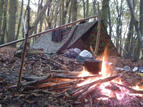 bush craft for the benefits of bushcraft network ireland