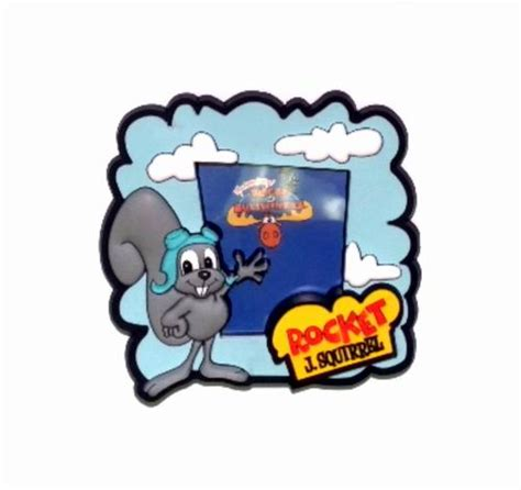 squirrel rubber st rocky and bullwinkle rocket j squirrel rubber picture