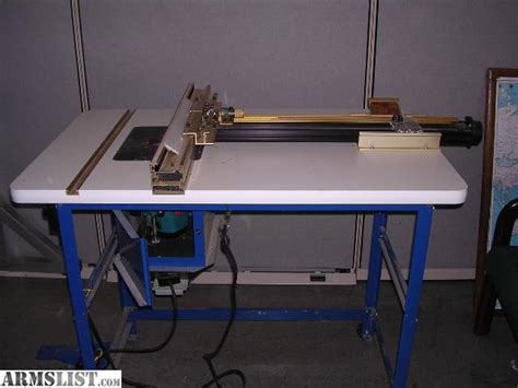 linear woodworking armslist for sale trade incra linear router table