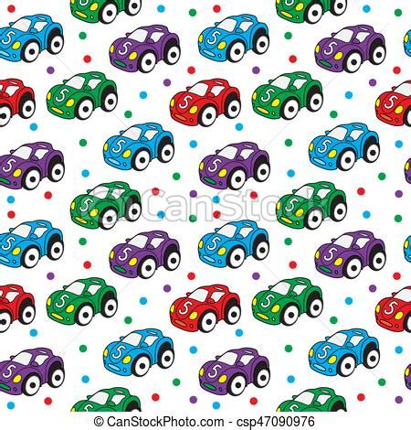 Car Wallpaper Childrens by Children S Car Seamless Texture Car Background