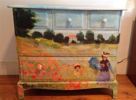vintage decoupage furniture the world s newest photos of decoupage and furniture