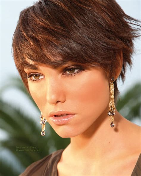hairstyles with layered boyish hairstyle with easy styling