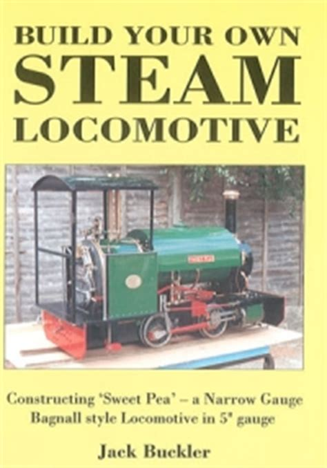 locomotive picture book covering the construction of that most popular of