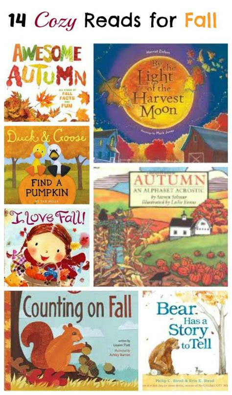 fall picture books 16 classic books for fall edventures with