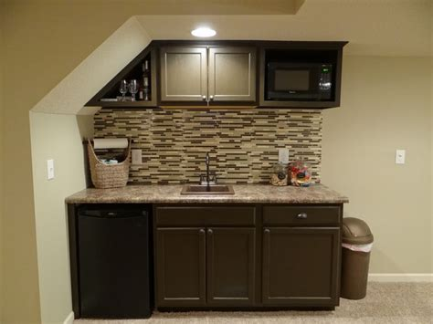 cabinets for basement basement bar stairs used stock cabinets and