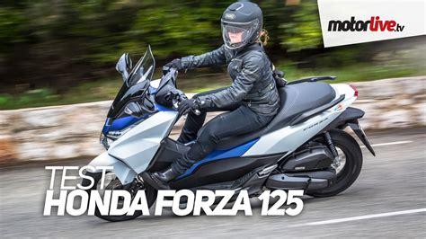 Pcx Yeni Kasa 2018 by Test Honda Forza 125