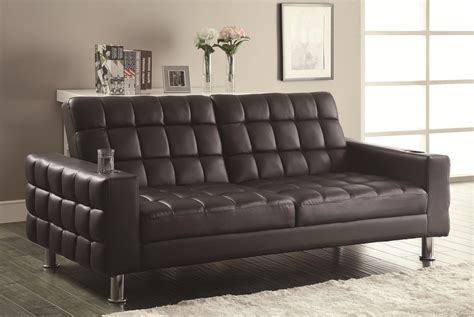 city furniture sofa beds coaster sofa beds and futons adjustable sofa bed with cup