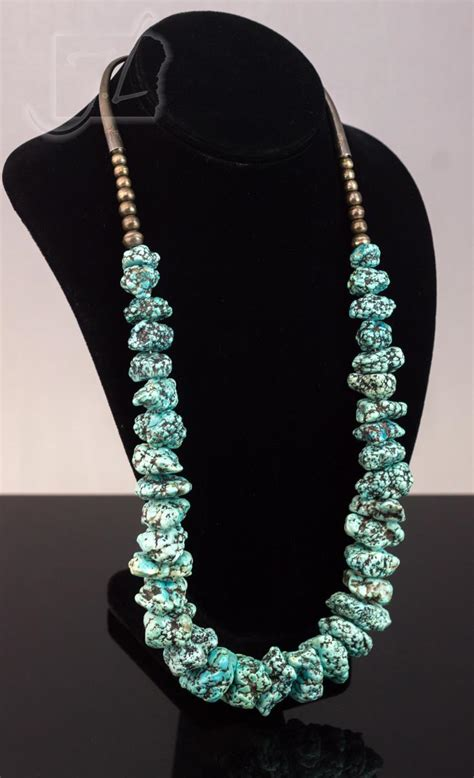 indian beaded necklace american turquoise beaded necklace