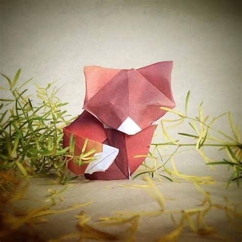 origami beautiful beautiful origami animals placed in whimsical made