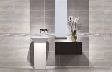 carrelage salle de bain gris castorama