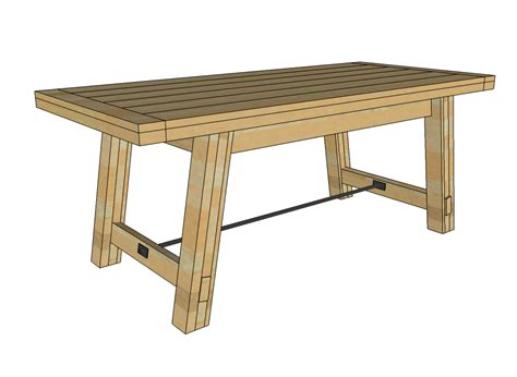 dining table plans woodworking free dining table free dining table bench plans