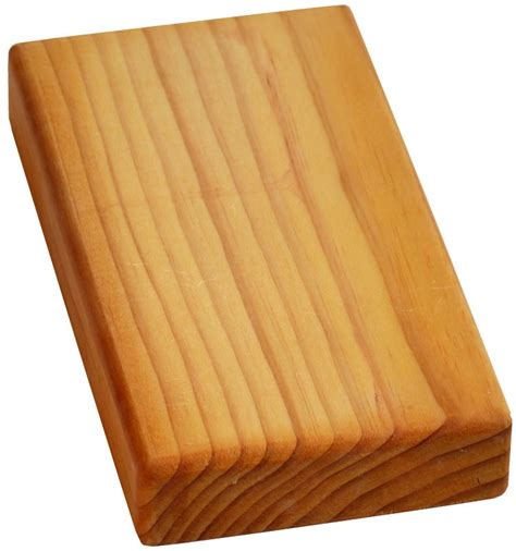 Block Half Thickness Wood Wholesale Wooden