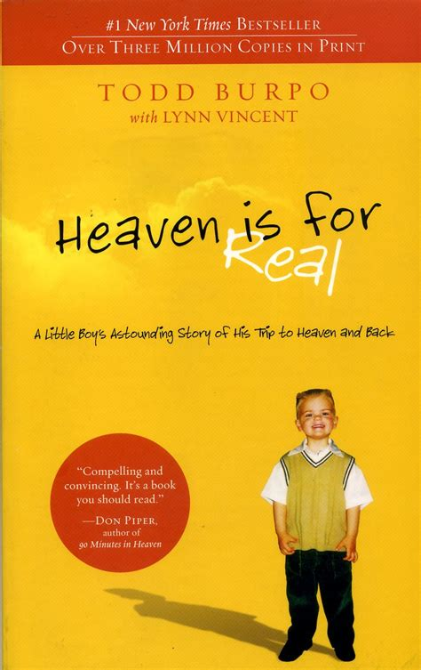 heaven is for real picture book 12 books that changed my