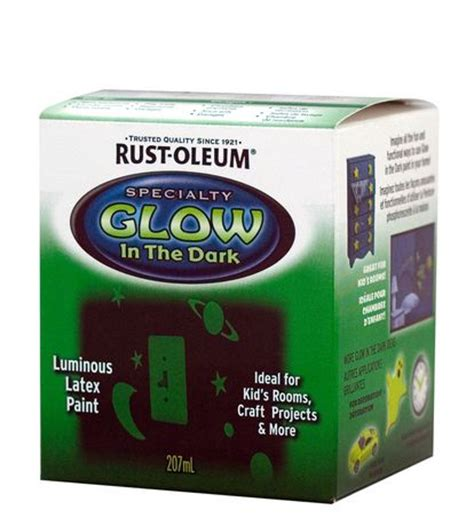 glow in the paint large quantity rust oleum specialty glow in the spray paint walmart ca