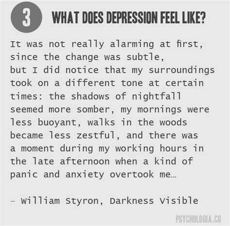 what do feel like depression does tremendous damage use e by nachman of
