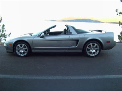 Acura Nsx Convertible by Purchase Used 1998 Acura Nsx T Convertible 6 Speed Manual