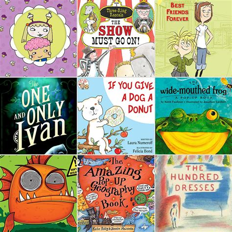recommended picture books best children s books ages 6 8 popsugar