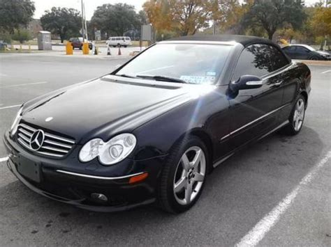 2005 Mercedes Clk500 by 2005 Mercedes Clk500 Problems