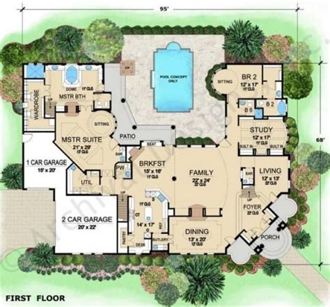 House Plans With Wrap Around Porches 31 best images about sims 4 house plans on pinterest