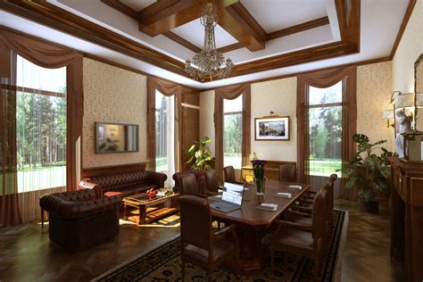 home and interior lovely home interior in classic style decobizz